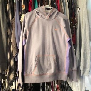 M Nike Hooded Sweatshirt